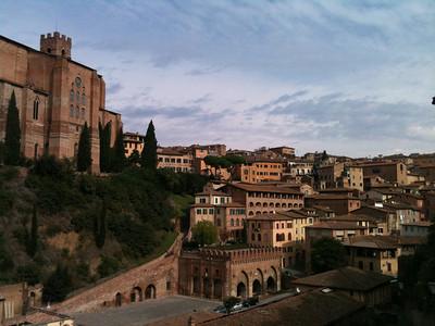 Firenze, Lugano, e Siena, Ottobre 2013