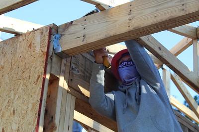 Construction Volunteers: 2-24-2021