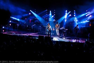 Lee Brice and Randy Houser Nashville 02-19-2014