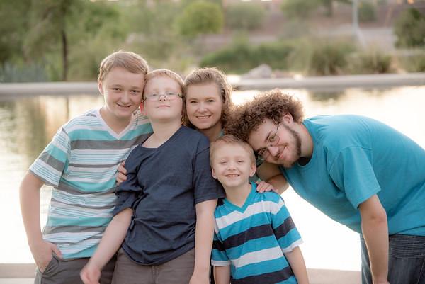 Cassie Family