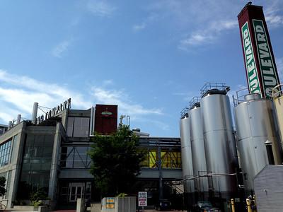 Boulevard Brewery (Beer) & Roasterie (Coffee) Tours 8.2015