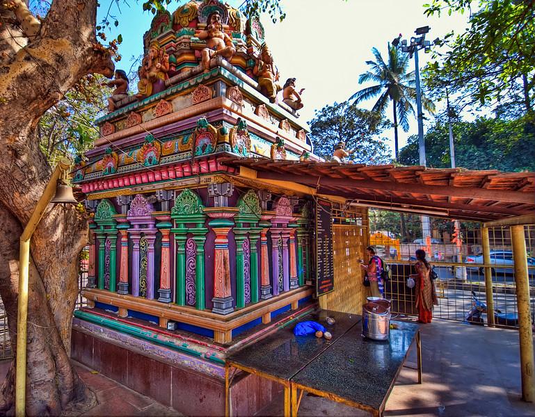 Corner Temple-Bangalore India