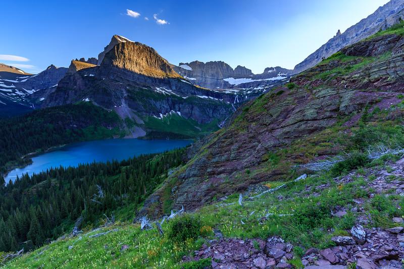 Grinnell Lake Trail Companion