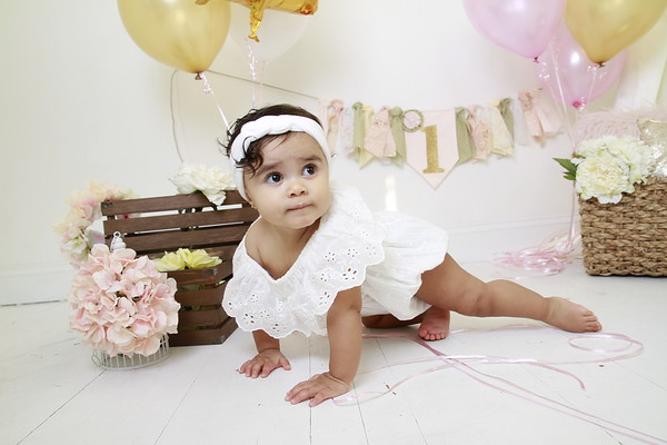 Ariella's 1st Birthday