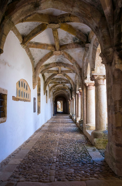 Stables, Convent of Christ, Tomar