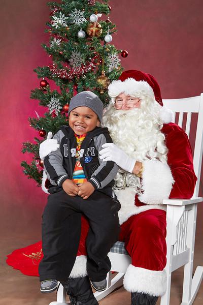 Posada 2103- Santa Photos
