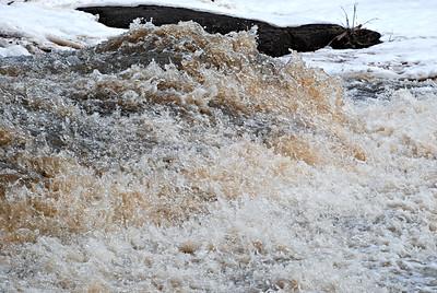 2016 03 13:  Gooseberry Falls, Gooseberry State Park, MN, US