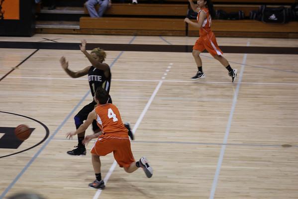 LCC Basketball vs Butte