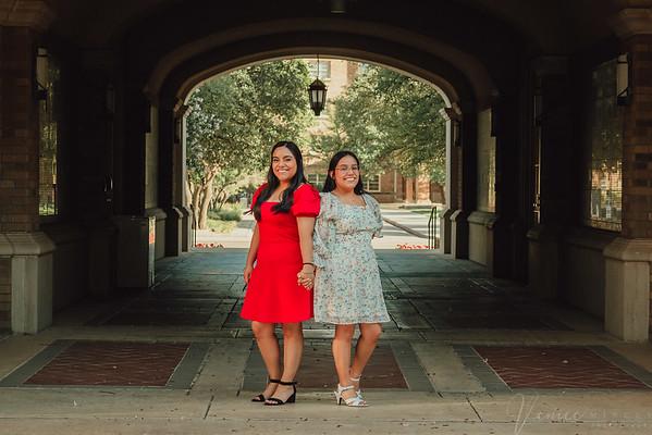 Twins Graduation