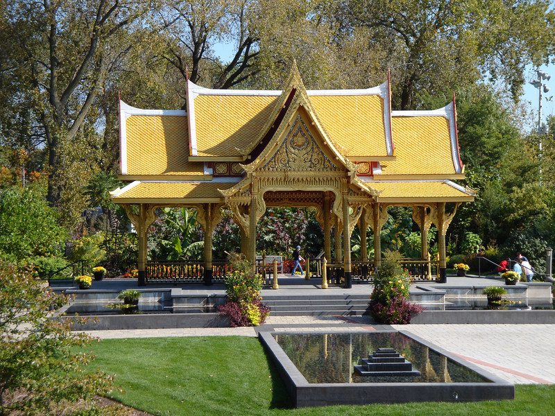 Thai Sala in Olbrich Gardens.