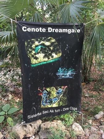 Dreamgate Cenote 2016
