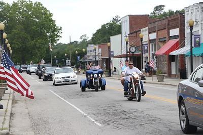 WCHS parade