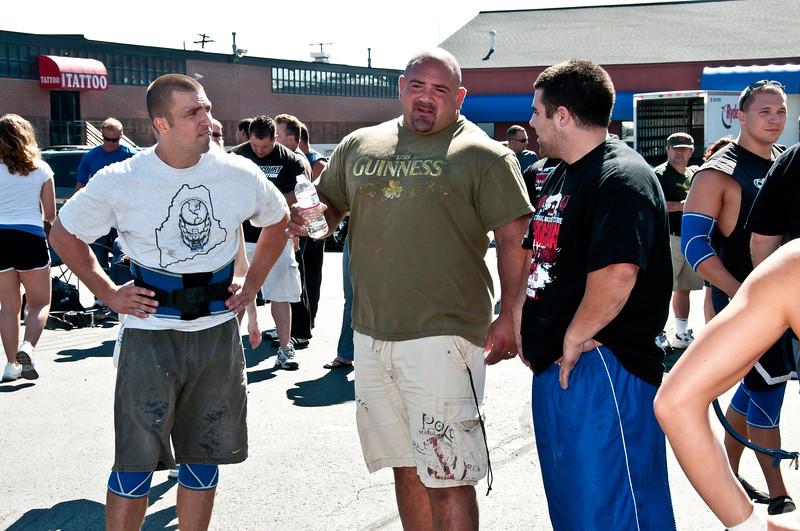 Dan Ford, Mike Sullivan, Nick Fagone