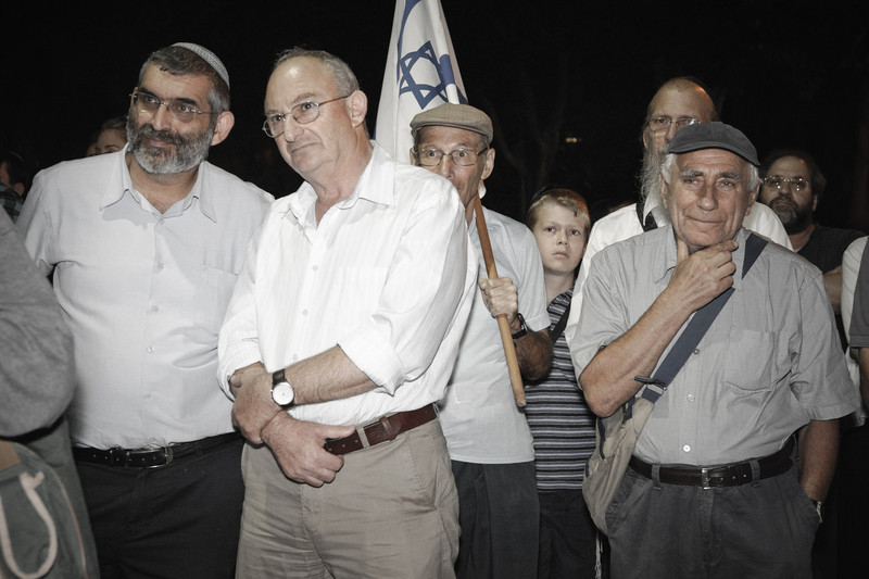 MK Dr Michael Ben Ari, MK Prof. Arieh Eldad, Yosef Begun