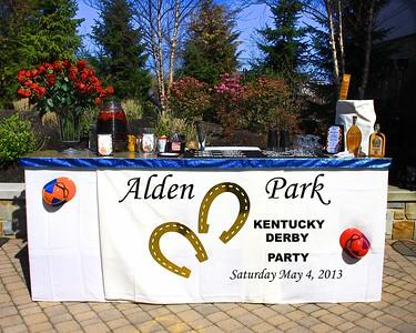Kentucky Derby Party at Alden Park