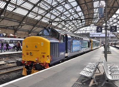 37405 visits Liverpool Lime Street. 01/05/13.