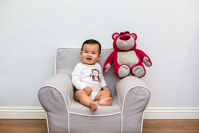 Lucas 10 Months