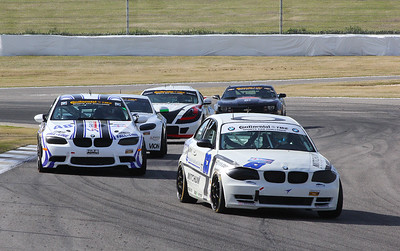 Continental Tire Sports Car Series Barber Motorsports Park 2013