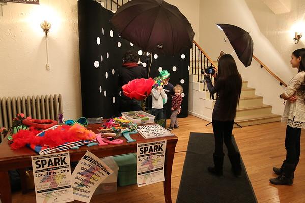 Spark Art Show 2016