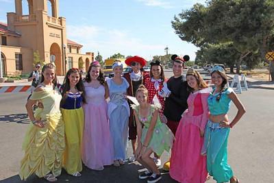 2010 Homecoming Parade