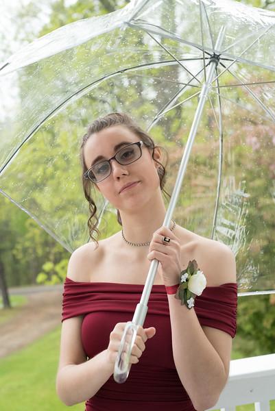 Rebecca Senior Prom
