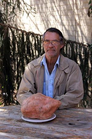 George Frasier's Sweet Potato - November 2010