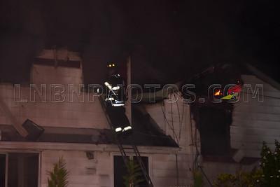 North Massapequa F.D. House Fire 2 Winding Rd 7-24-20