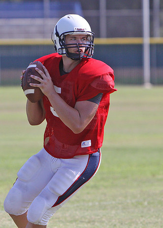 2009 Practice with Pads 1