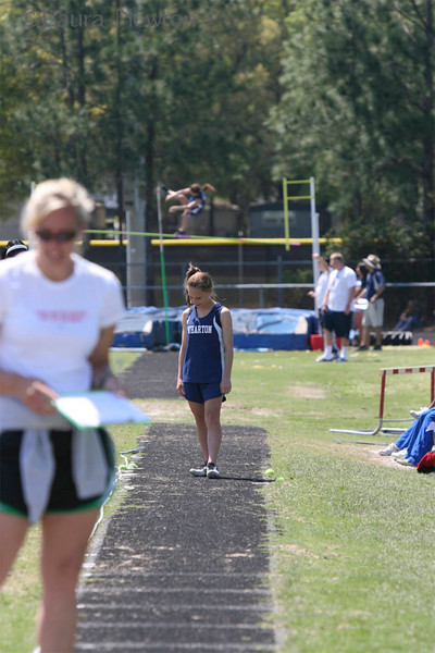 Field Events- National Division 3.31.10