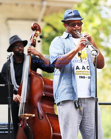 Englewood Jazz Festival @ Hamilton Park 9-16-17