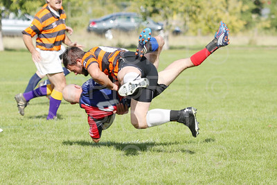 Saturday Oct. 12, 2013 Queen City Old Bys vs Denver Harelqins Old Boys