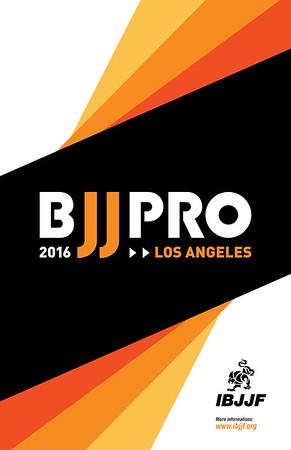 2016 IBJJF BJJ Pro