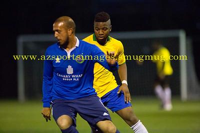 007D: Sporting 2-3 AC London