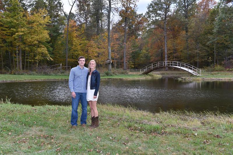 Kurtis & Kara Engagement 10-13-2015
