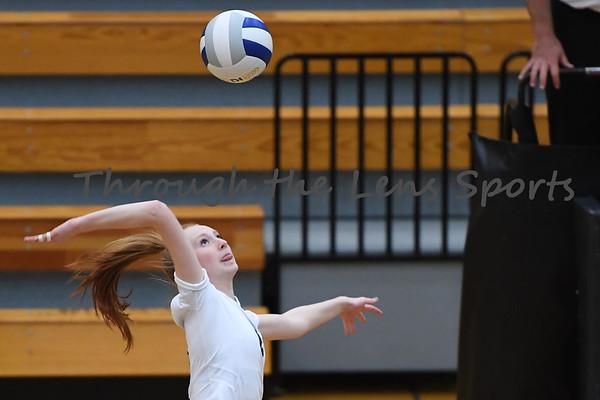 West Salem vs. South Salem HS Volleyball