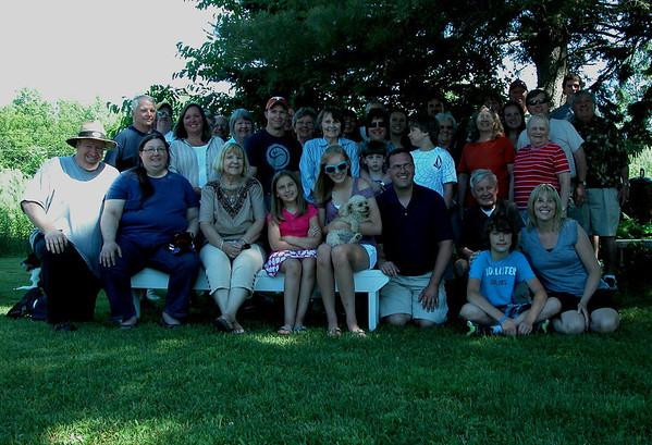 Leppanen Reunion 2011