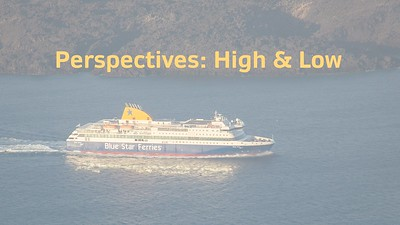 15 Perspective: High & Low