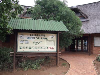 Hluhluwe Imfolozi Park