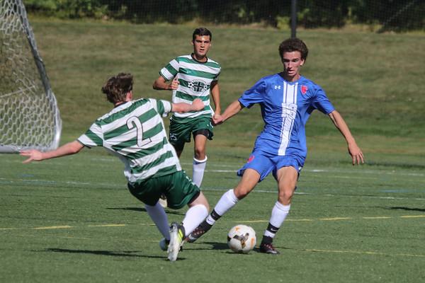 Boys' Varsity Soccer vs. Brooks | September 13