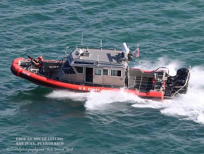 Coast Guard Sector San Juan, Puerto Rico