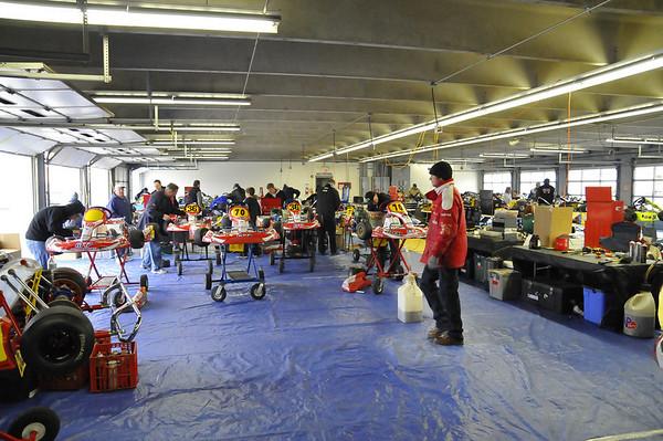 02-02-2008 WKA Mfg Cup at Lowe's Motorspeedway