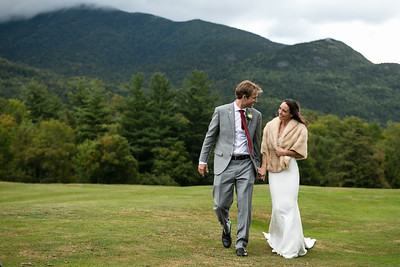 Katherine & Roy - Ausable Club (ADK)