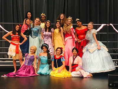 Princess Academy 2018