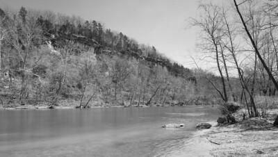 Blue Springs Creek CA