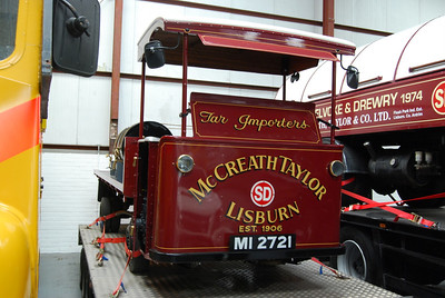 Ulster Transport Museum and McCreath Taylor
