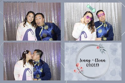 Jenny and Glenn's Wedding