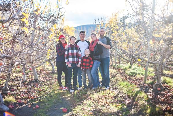 Hansen Family 2016