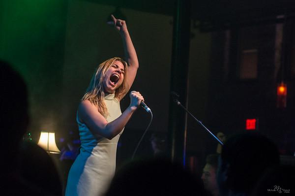 Maggie Koerner at Vinyl 4.7.16