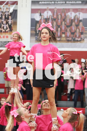 Pink Out Pep Rally (10-19-18)