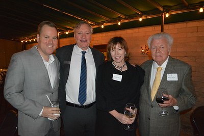 Educational Foundation Honors Its 'Legends'